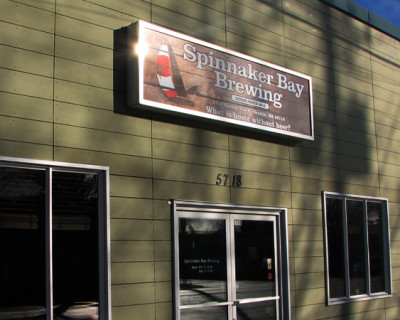 Spinnaker Bay: What's home without beer?